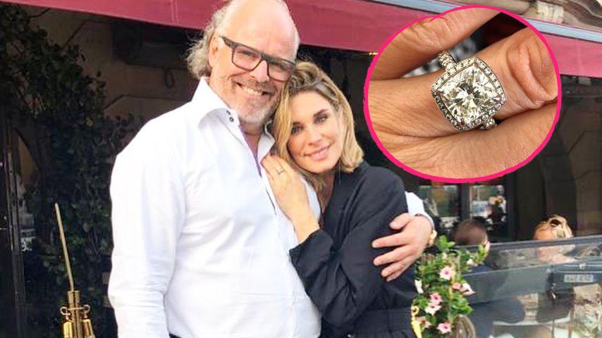 """""""Liebe meines Lebens"""": Claudelle Deckert hat sich verlobt!"""
