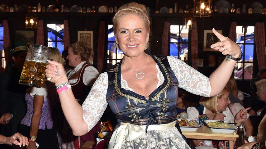 Claudia Effenberg, Oktoberfest 2017