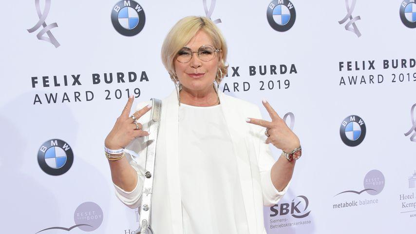 Claudia Effenberg beim Felix Burda Award 2019