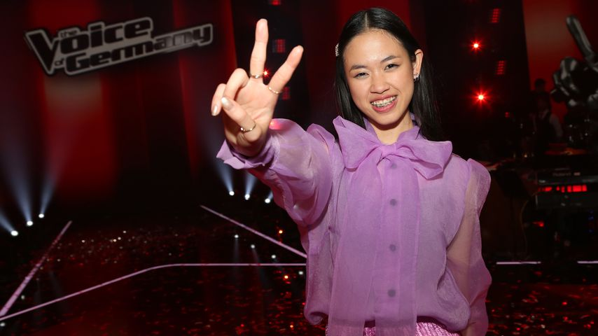 "Claudia Emmanuela Santoso, ""The Voice of Germany""-Siegerin 2019"