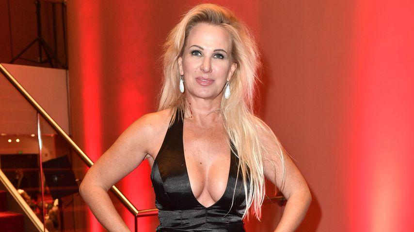 """Claudia Norberg bei der """"Tanz der Vampire - Das Musical""""-Premiere in Oberhausen, 2019"""