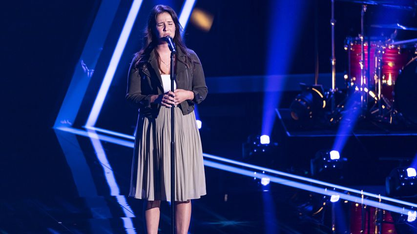 """Claudia Pahl, """"The Voice of Germany""""-Talent 2020"""