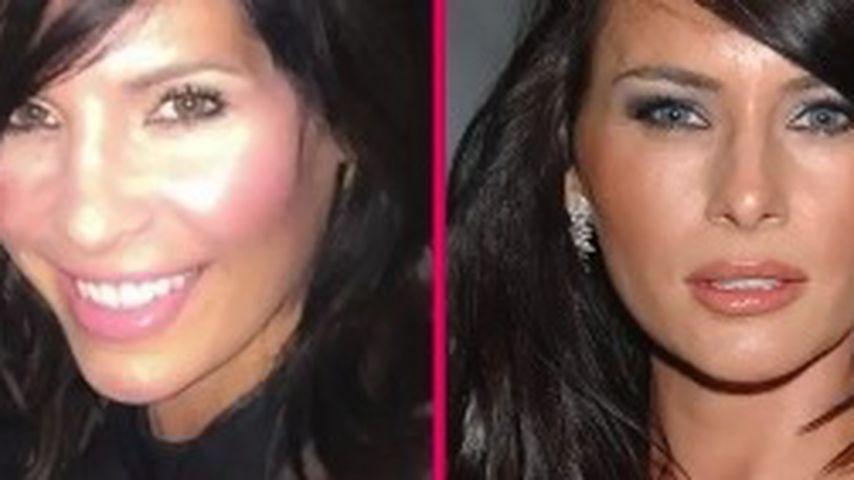 8 Beauty-OPs: Diese Frau will aussehen wie Melania Trump!