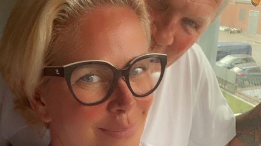 Claudia und Stefan Effenberg im Juli 2021