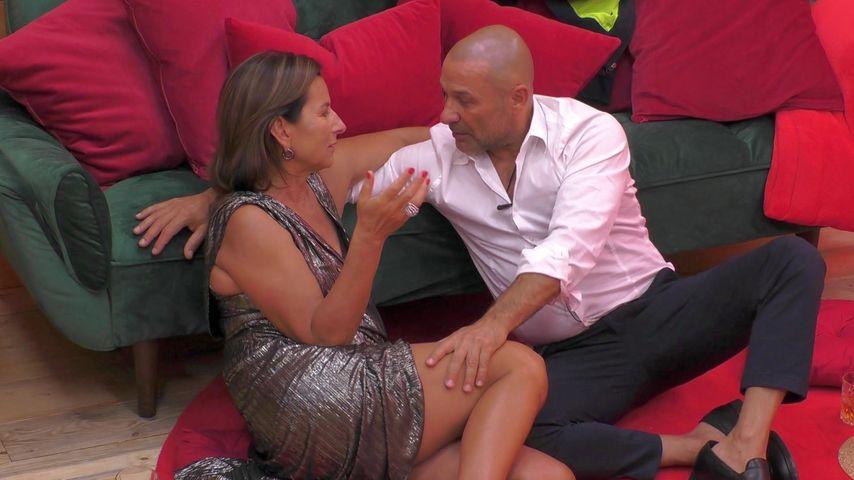"""Claudia und Toni bei einem """"Claudias House of Love""""-Date"""