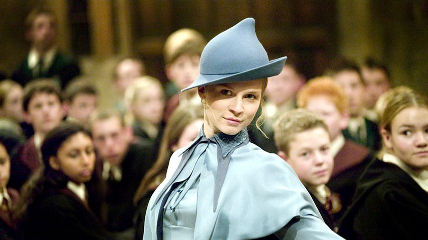 """Clémence Poésy als Fleur Delacour in """"Harry Potter und der Feuerkelch"""""""