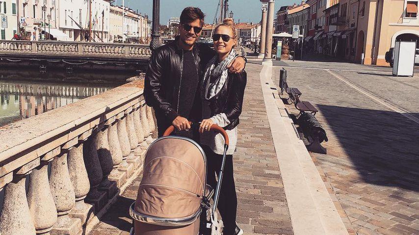 Clemens Fritz und Alena Gerber haben geheiratet
