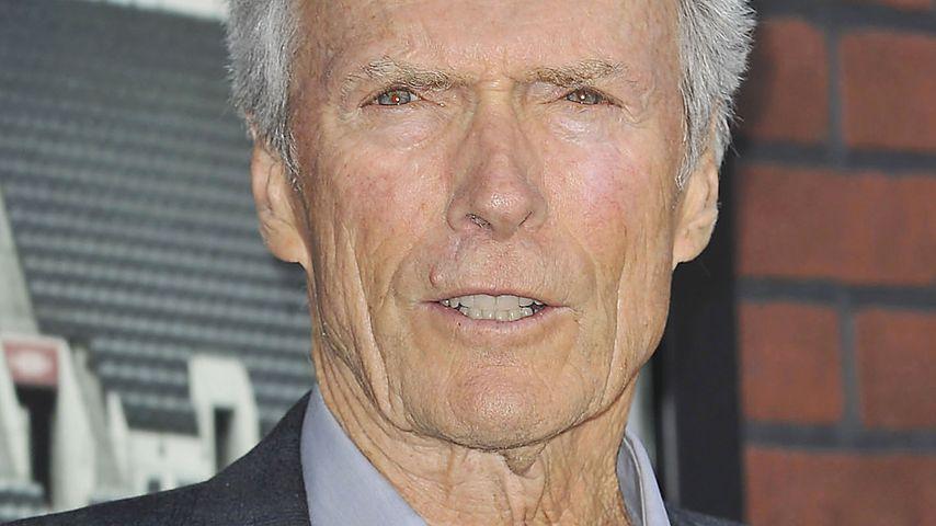 Clint Eastwood ohne Ehering gesichtet!