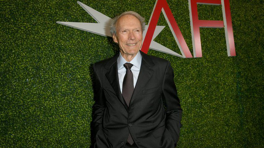 Clint Eastwood im Januar 2020