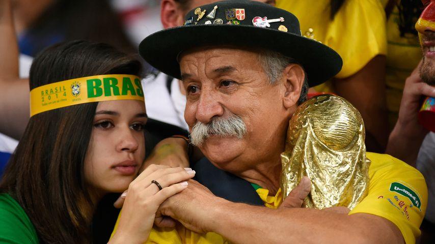 Berühmtester WM-Fan: Clovis Acosta Fernandes ist tot!