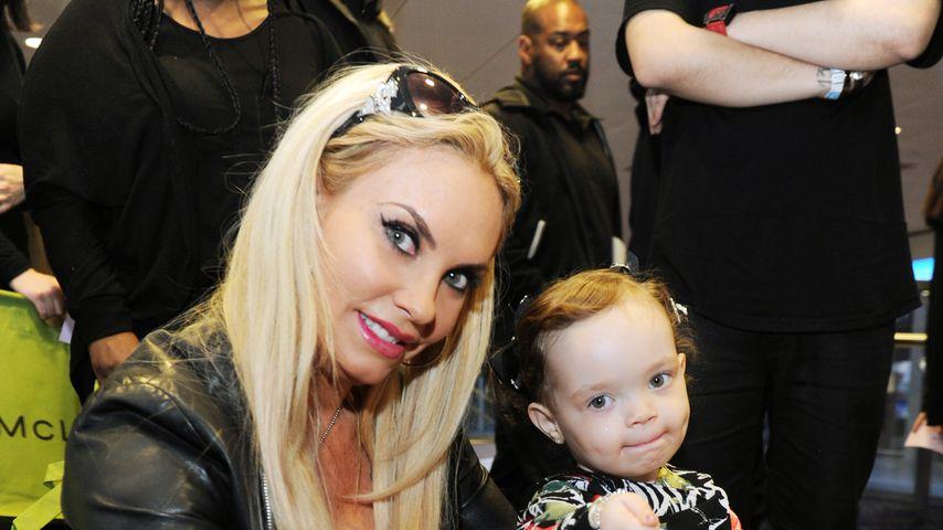 Coco Austin und ihre Tochter Chanel Nicole, Januar 2018