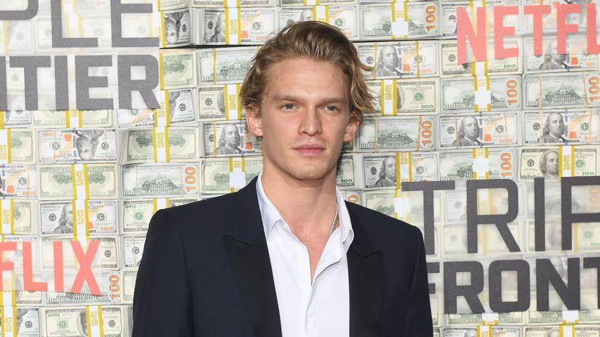 Cody Simpson in New York im März 2019