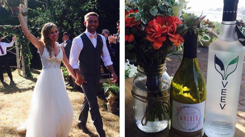 Bezauberndes Brautpaar: Cody Walker teilt Hochzeitsfotos