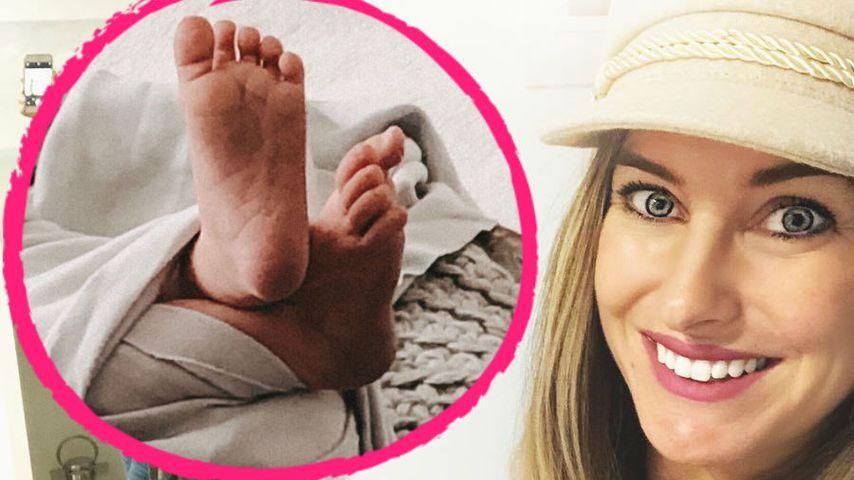 Baby-Freuden: Ex-Bachelor-Girl Mona Stöckli ist endlich Mama