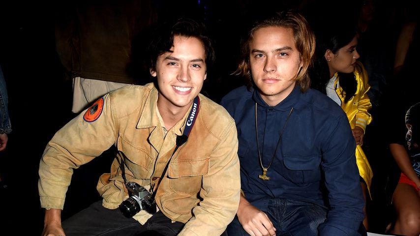 Cole und Dylan Sprouse, Schauspieler