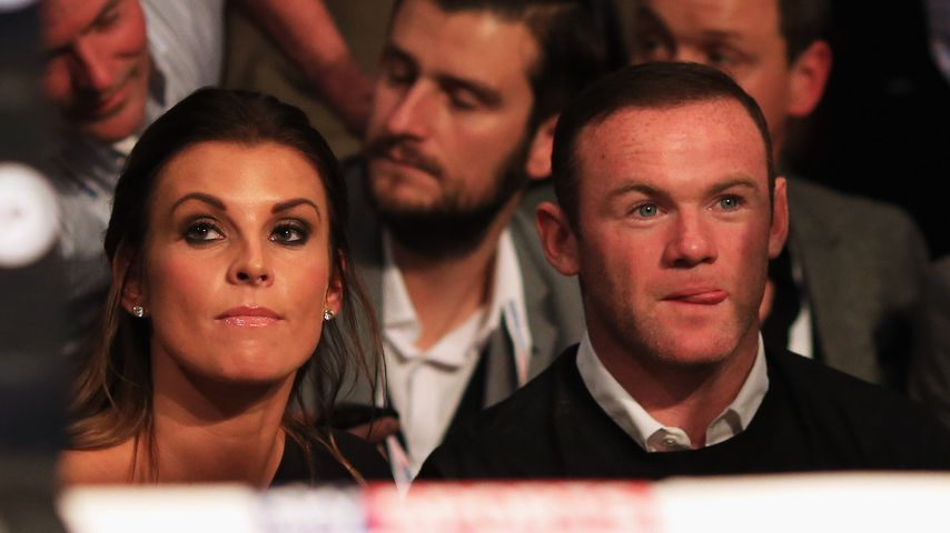 Coleen und Wayne Rooney