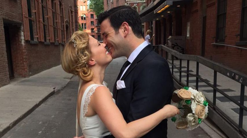 """Arrow""-Star Colin Donnell hat seine Patti geheiratet"