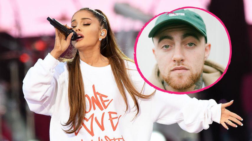 Arianas Tränen-Auftritt wegen Mac: Familie in großer Sorge