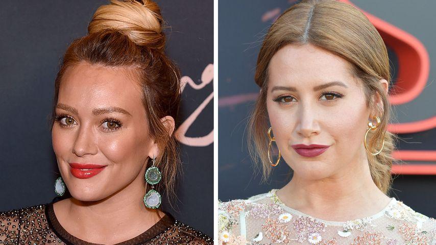 Süß: Hilary Duffs und Ashley Tisdales Babys hatten Playdate!