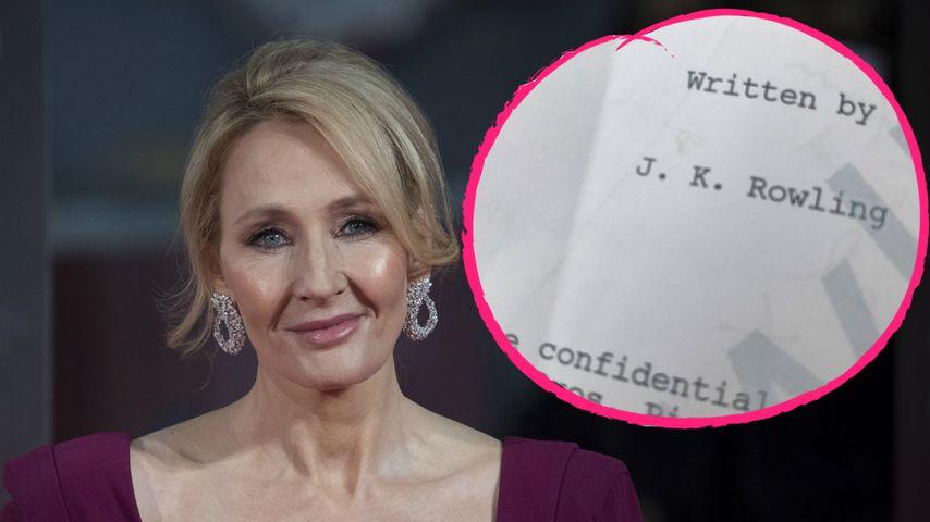 """Endlich! J.K. Rowling kündigt 2. """"Fantastic Beast""""- Film an"""