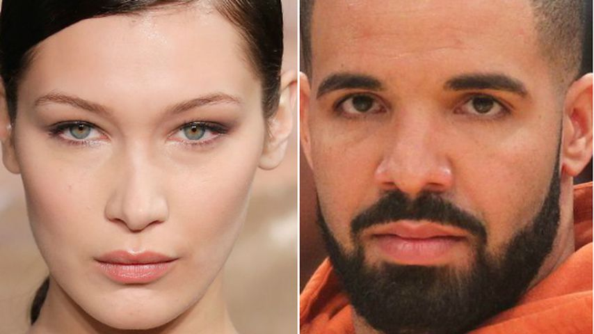 Gemeinsame Nacht: Was läuft da zwischen Bella Hadid & Drake?