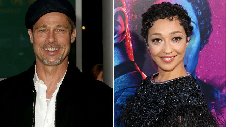 Angelina passé: Brad soll jetzt DIESE Schauspielerin daten!