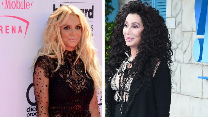 #FreeBritney-Bewegung: Jetzt äußert sich Pop-Diva Cher dazu!