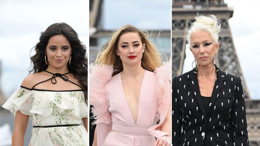 Viele Megastars: So glamourös war die Fashion Week in Paris!
