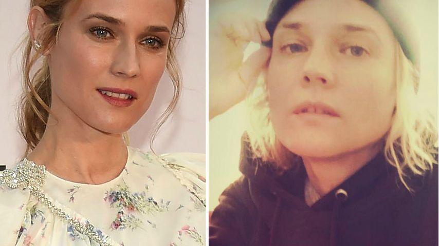 Krasser Stilwechsel bei Diane Kruger heizt Liebesgerüchte an