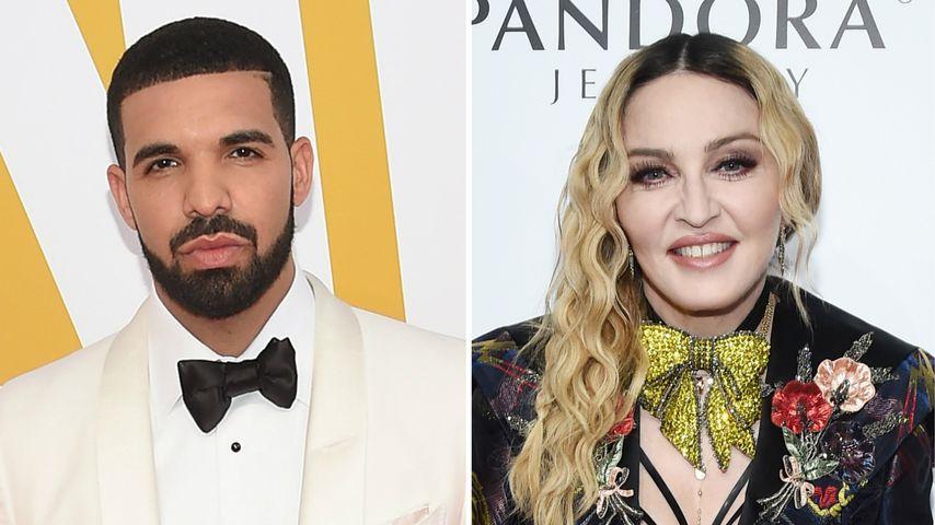 Absolute Bestleistung: Drake bricht Madonnas Chart-Rekord