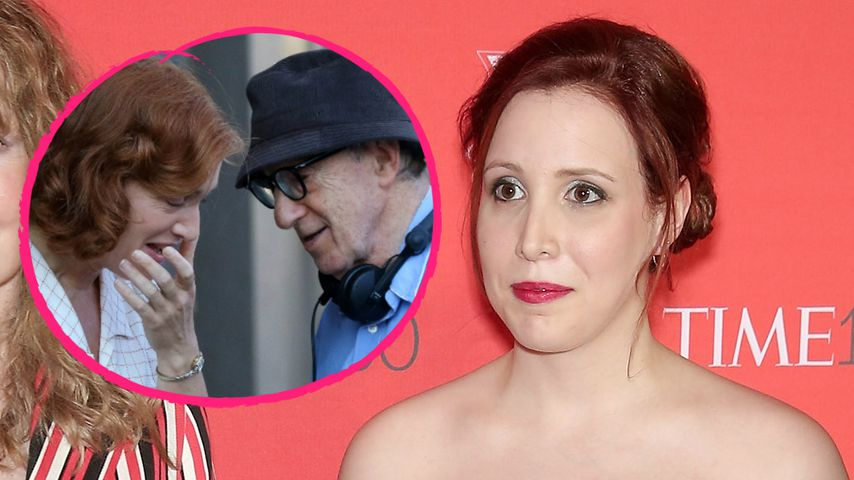 Wütend: Woody Allens Adoptiv-Tochter klagt Kate Winslet an