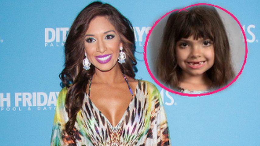 Mit Make-up zur Schule: Farrah Abrahams Tochter ist erst 6!