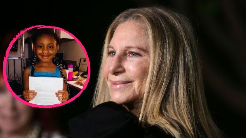 Barbra Streisand schenkt George Floyds Tochter Disney-Aktien