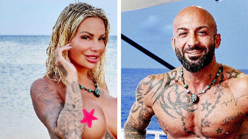 Gina-Lisa glücklich: Das liebt sie an ihrem Adam Antonino!