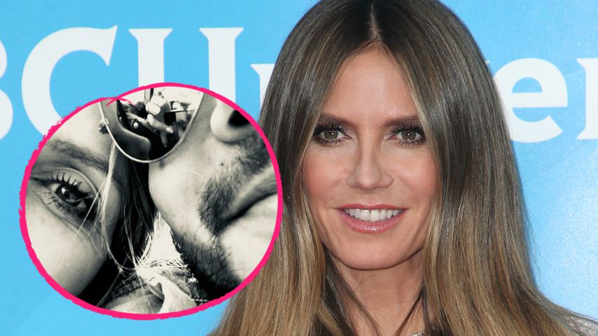 Heidi Klum: Sie postet nächstes Liebes-Pic mit Tom Kaulitz!