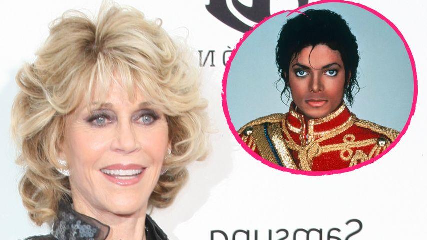 Jane Fonda gesteht: Ich war mit Michael Jackson Nacktbaden