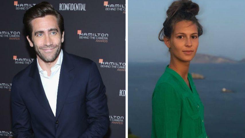 Verliebt? Jake Gyllenhaal soll 16 Jahre jüngeres Model daten