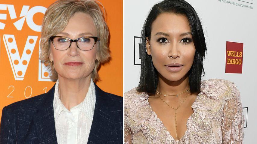 """""""Glee""""-Co-Star Jane Lynch äußert sich zu Nayas Verschwinden"""