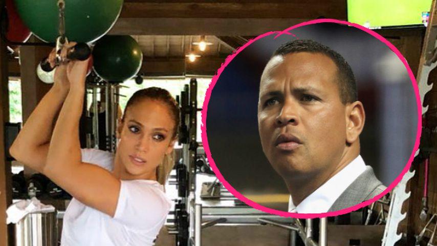 J.Lo muskulös wie nie: Treibt ihr Alex sie in den Body-Wahn?