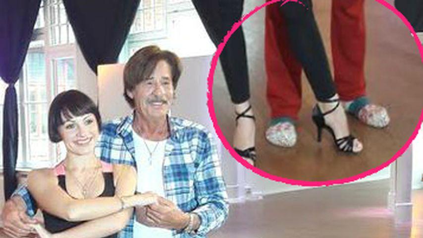 """Let's Dance""-Jörg Draeger: Darum tanzt er ohne Schuhe"
