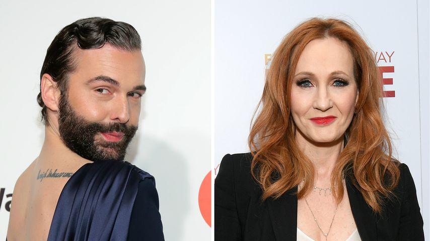 "Wegen Trans-Spruch: ""Queer Eye""-Star attackiert J.K. Rowling"