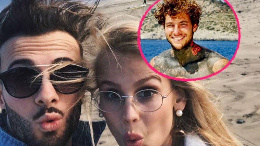 """Julian & Stephie guckten """"Adam sucht Eva"""" wegen Jans Penis"""