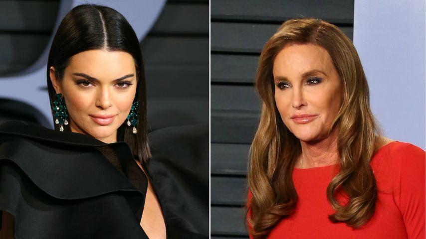 Kendall Jenner: Keinen Bock auf Oscar-Partypics mit Caitlyn!
