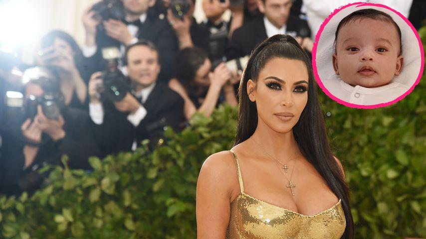 """Chicago ganz verträumt: Kim Kardashian zeigt ihr """"Baby Chi"""""""