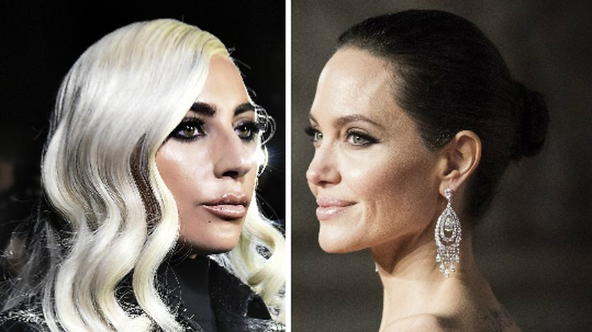 Cleopatra-Biopic: Schnappt Gaga Angelina Jolie Rolle weg?