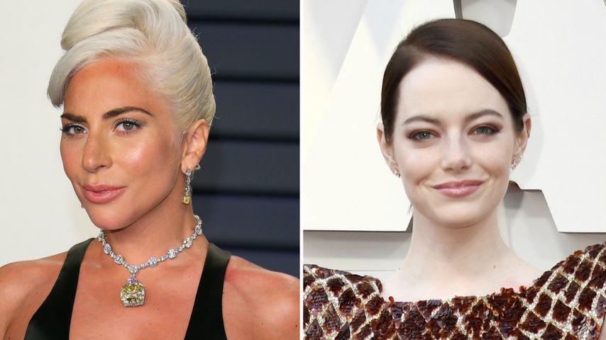 "Lady Gaga & Co. vor Oscars in SOS-""Pickel-Klinik"" behandelt"