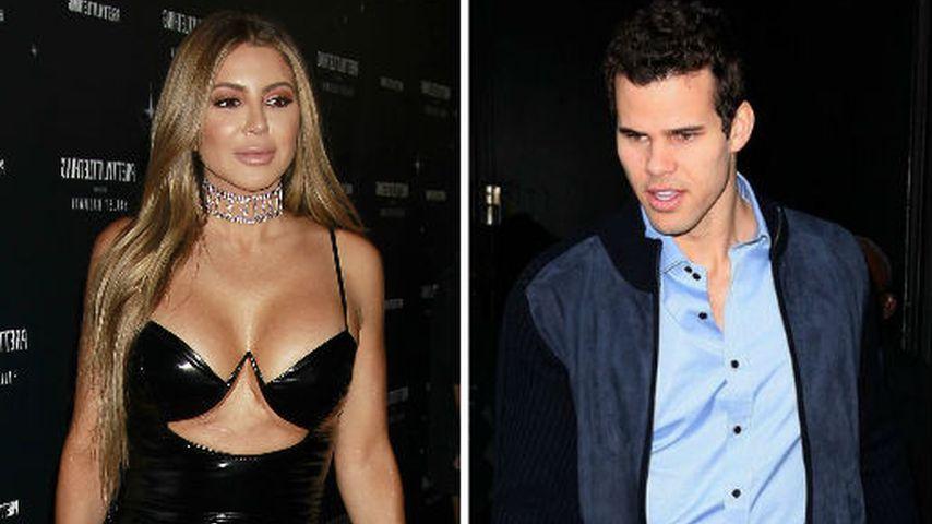 Baggerte BFF Larsa gar nicht Kim Kardashians Ex-Mann an?