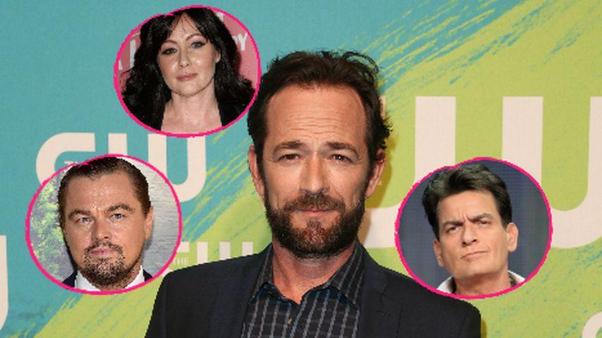 Hollywood trauert: Promis nehmen Abschied von Luke Perry