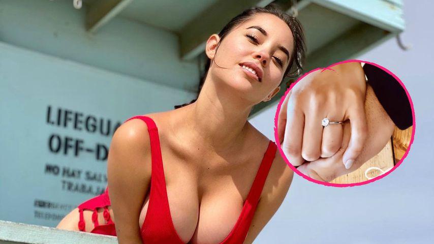 Nach Verlobungs-News: Yottas Marisol präsentiert Klunker