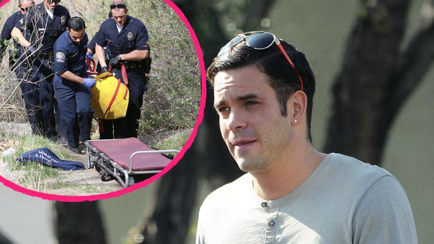 Kein Abschiedsbrief: So fand die Polizei Mark Salling (†35)